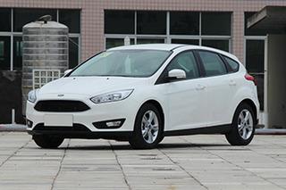 福特福克斯全系优惠3.20万元 现车促销中