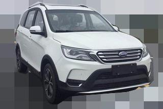 开瑞K60新车型3月26日上市 搭载1.5T发动机