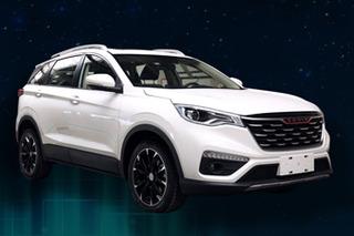 森雅新紧凑SUV于5月27日上市 安全配置丰富
