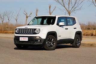 Jeep自由侠全系优惠2.1万元 现车供应