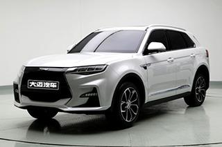 众泰新增大迈X7运动版 北京车展正式亮相