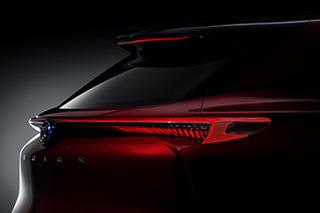 别克纯电动SUV概念车 4月17日全球首发