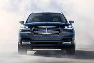 林肯全新七座SUV将国产 4月23日迎国内首秀