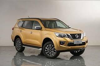 日产新硬派SUV途达正式上市 售16.98万元起