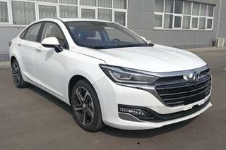 北汽绅宝全新D70实车曝光 外观大改/8月上市