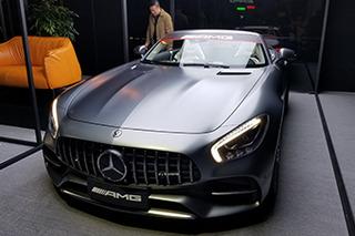 奔驰AMG GT C中国特别版上市 售197.8万元