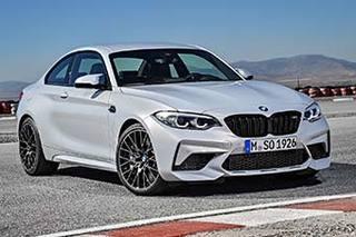 BMW M2竞技版4月25日首秀 百公里加速4.2秒