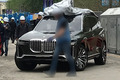 网通社北京车展探馆:宝马首款大型SUV-X7