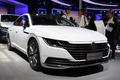 一汽-大众全新一代CC亮相 将于今年8月上市