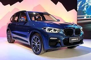 全新BMW X3年中交付 售39.98-58.58万元