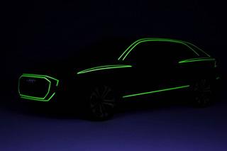尺寸比Q7还要大 奥迪全新旗舰SUV即将发布