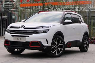 东风雪铁龙SUV天逸乐享型上市 售17.37万元