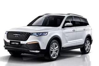 众泰7座中大型SUV本月8日上市 预售16万元起