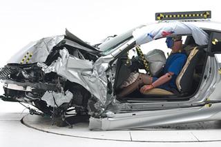 2018款雷克萨斯RC安全解析 乘员保护出色