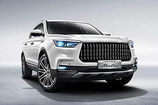"""与""""军车""""形象告别 猎豹全新SUV将于今日上市"""