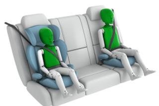 让孩子们的出行更安全!6款热门SUV儿童保护测试