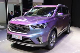 欧尚汽车全面升级高端化 未来每年推2-3款产品