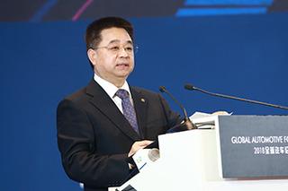 蔡速平:北汽将从三大领域突破实现高度智能化