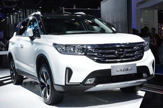 广汽传祺新款GS4今日上市 升级LED头灯/车载互联