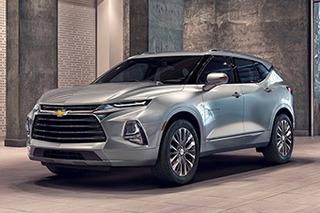 再给中型SUV添把火 雪佛兰新车有望入国内销售
