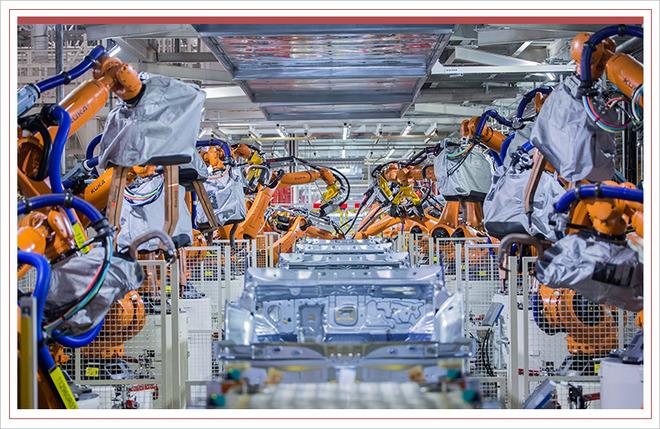 解密奥迪全新SUV!去一汽-大众佛山工厂寻答案