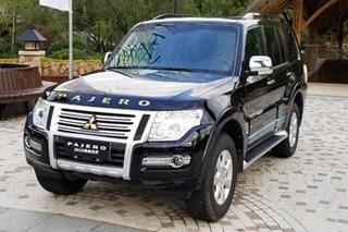 三菱新款帕杰罗正式上市 售价为34.98-39.98万元