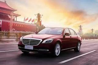 梅赛德斯-奔驰上半年在华销量超34万 同比增14%