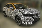 为新奔腾外观奠基 全新轿跑SUV T77四季度上市