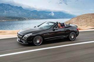 奔驰AMG计划开发中置跑车 竞争保时捷718系列