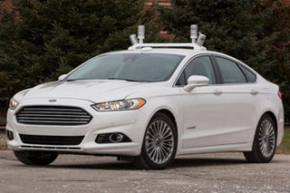 优化结构提升效率 福特成立自动驾驶汽车子公司