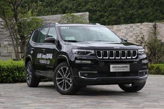 推荐2.0T 四驱臻享版 全新Jeep指挥官购车手册