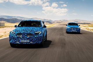奔驰EQ C有望9月4日亮相 将于明年年底国产上市