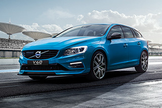 沃尔沃新V60 Polestar售58.99万 全球限量1500辆