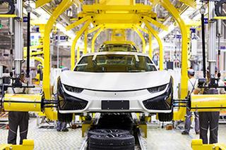 走访前途K50生产基地 探秘国产电动跑车制造工艺