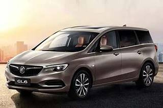 别克GL6五座版车型正式上市 售14.19、15.29万元
