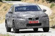 雷诺全新紧凑型SUV将引入国内 8月底全球首发