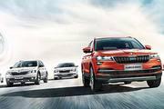 斯柯达汽车7月全球销量近10万辆 同比增长14.6%