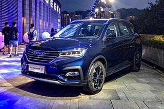 数说君马SEEK 5 | 7座中型SUV市场的重量级新秀