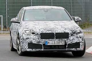 全新BMW M140i搭2.0T发动机 有望10月正式亮相