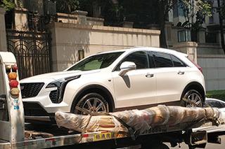 探馆:凯迪拉克 首款紧凑级SUV-XT4