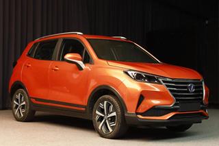 """长安推新小SUV""""CS35 MINI"""" 尺寸超吉利远景X3"""