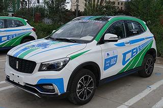领途品牌今日发布 规划5款新车/最长续航400公里
