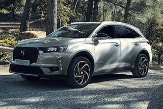 2018巴黎车展 DS 7 Crossback E-Tense正式亮相