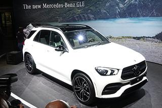 全新GLE/A 35领衔 奔驰多款重磅新车正式亮相