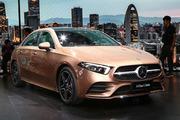奔驰最便宜的国产轿车!全新A级11月21日将下线