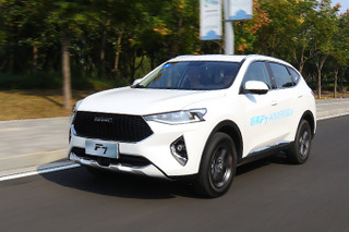 是否具备成为世界级SUV的能力?试驾全新哈弗F7
