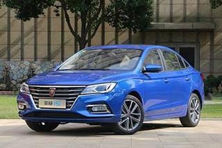 荣威i5今日正式上市 推4款车型/预计8万元起售