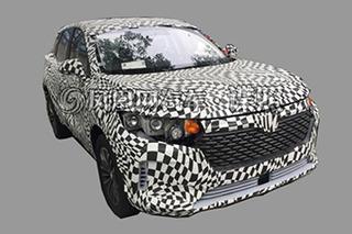 北汽绅宝将推旗舰SUV 代号C62X/明年年中上市