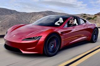 百公里加速仅1.9秒 特斯拉Roadster续航1千公里