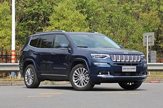 Jeep大指挥官四驱增新版 入门款不到29万就能买